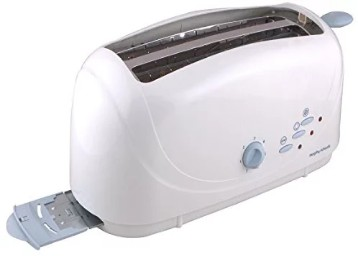 Morphy Richards AT-401 4-Slice Pop-Up Toaster at Rs. 1779