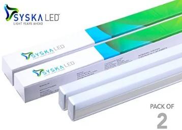 Syska T5 18-Watt LED Tubelight at Rs. 594