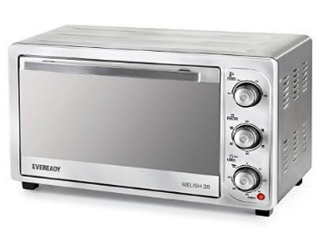 Eveready Relish 28 1500-Watt Oven Toaster Grill at Rs. 4459