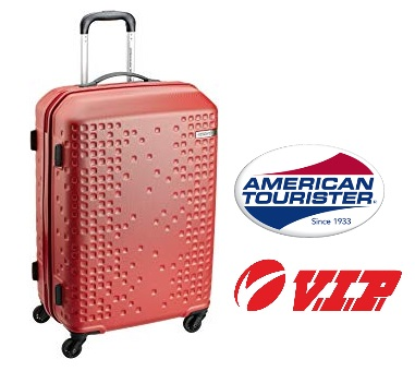 Upto 70% off on American Tourister & VIP Luggage