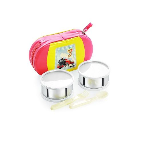(Lowest Price) Cello Get Eat 2 Container Lunch Packs