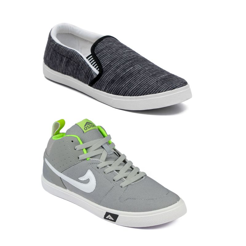 ASIAN Multi Color Casual Shoe Combo and 15% Instant discount