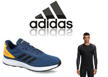 Adidas Store:  Upto 50% Off on Adidas Shoes, Clothes & Accessories