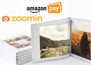 Live : FREE customize Photos From Zoomin Worth Rs. 299