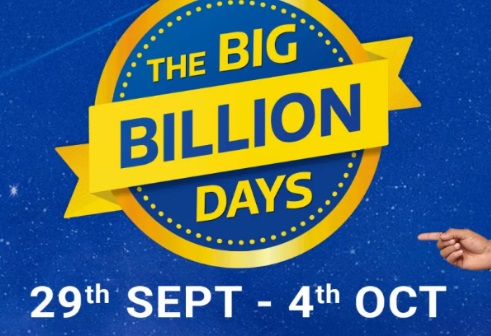 [End Now] Lowest Mobile Price of Year - Big Billion Days   Upto 90% off