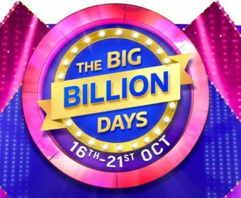 Flipkart Big Shopping Days Sale - Extra 10% Off For SBI Bank Cardsholders