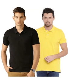 Branded Men T Shirts Start From 87 Rs+Up to 100% Cashback