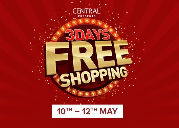 FREE ki Shopping - Shop for Rs. 3999 and get Rs. 3999 Back