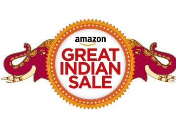 Upcoming- Amazon Great Indian Festival Upto 95% off + Cashback
