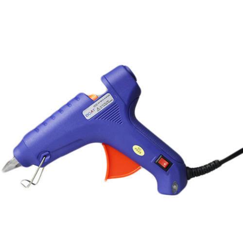 Electric Hot Melt Glue Gun + GlueSticks Free @ Rs.149