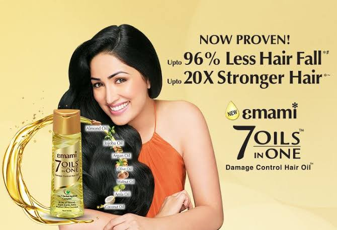 Emami 7 Oils in One Damage Control Hair Oil Rs.51