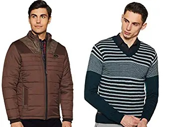 Upto 75% off on Duke, Fort Collins jackets and sweatshirts
