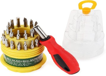 Jackly Screwdriver Sets 82% off from Rs. 89