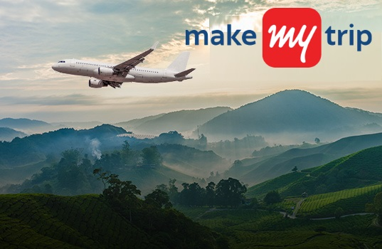 Today Offer on MakeMytrip Flight and Hotel Booking