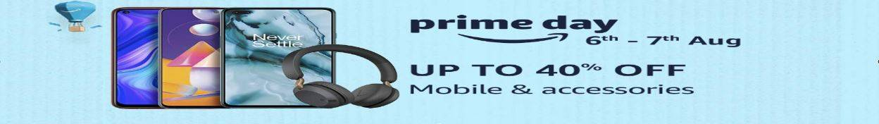 mobile offers on amazon prime day sale
