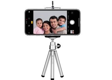 Flat 75% Off On Everycom Tripod with Mount Compatible @ Rs. 200
