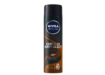 NIVEA MEN Deodorant, 150ml @ Rs. 84