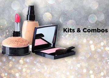 Nykaa - Beauty Bonaza Upto 40% off on Makeup Kit & Combo