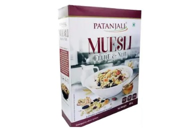 PATANJALI Premium Muesli Honey From Rs. 210