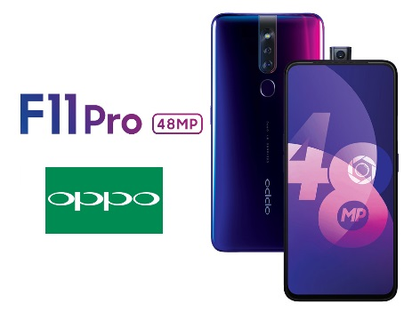 Must Buy : OPPO F11 Pro @ Rs. 14740 Only