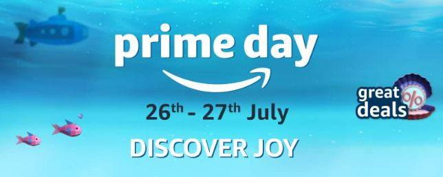 Prime Day sale | Great deals on 4 crore products | new releases at prime video