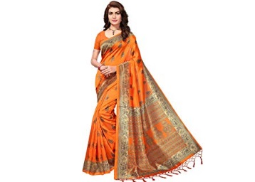 Women Saree Min. 88% Off From Rs. 199