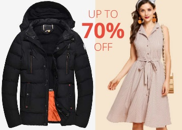 Flat 70% OFF on SHEIN Clothing From Rs. 111