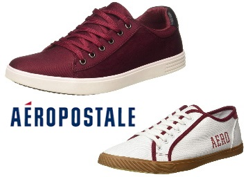 Min. 75% off on Aeropostale Shoes From Rs.403