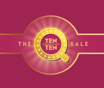 TataCliq TEN/TEN Sale - Get 10% OFF + Extra 10% Cashback via HDFC