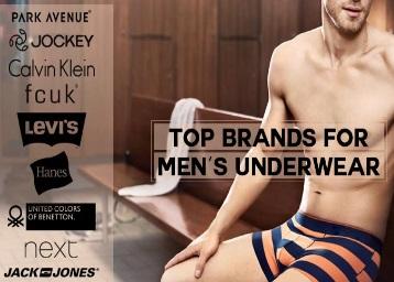 Top Brand Men Innerwear Jockey, Rupa Upto 90% Off