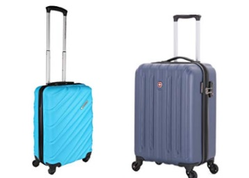 Minimum 70% Off On Trolley Bags Starts at Rs.2199