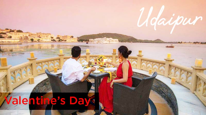 Udaipur Valentines Day Tour