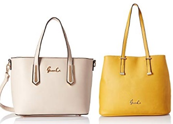 Flat 88% off On Gussaci Italy Handbags From Rs. 499