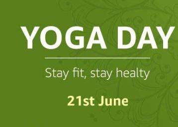 International Yoga Day - Get Yoga Mat, Pants & More Upto 50% off